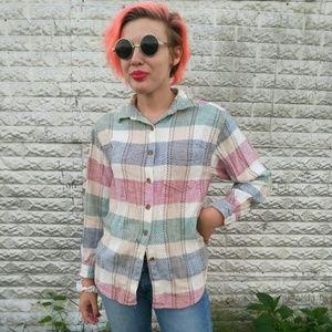 Pastel Flannel